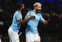 Aguero Cetak Hattrick, City Pangkas Jarak Dengan Liverpool