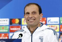 Allegri Jadi Juara Liga Champions Bukan Kewajiban Juventus