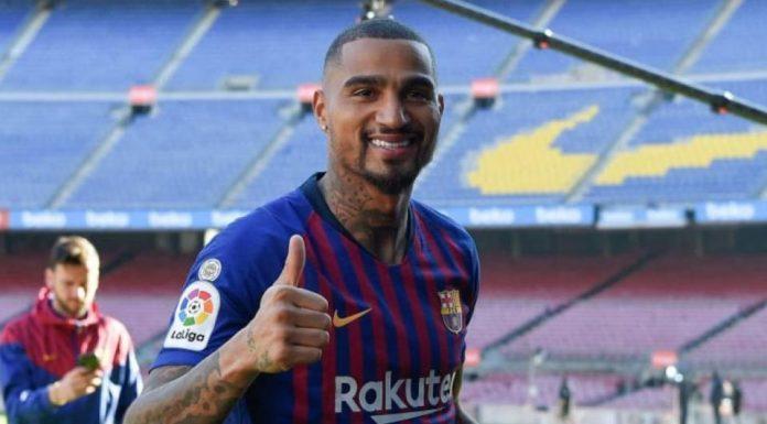 Anak Kevin Prince Boateng Sangat Senang Ayah Satu Tim Dengan Messi