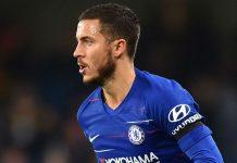 Andai Hazard Hengkang, Chelsea Akan Datangkan Insigne