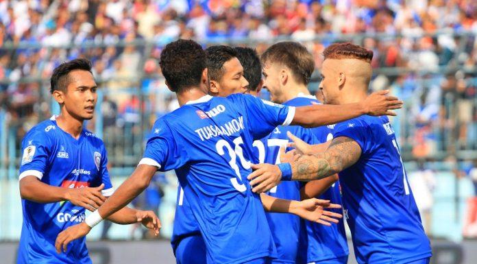 Arema Senang Bertemu Persib di 16 Besar Piala Indonesia