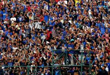 Aremania Dihimbau Tak Usah Datang Nonton di Bandung