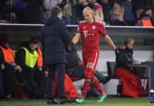 Robben Dihantui Kenangan Buruk di Kandang Liverpool