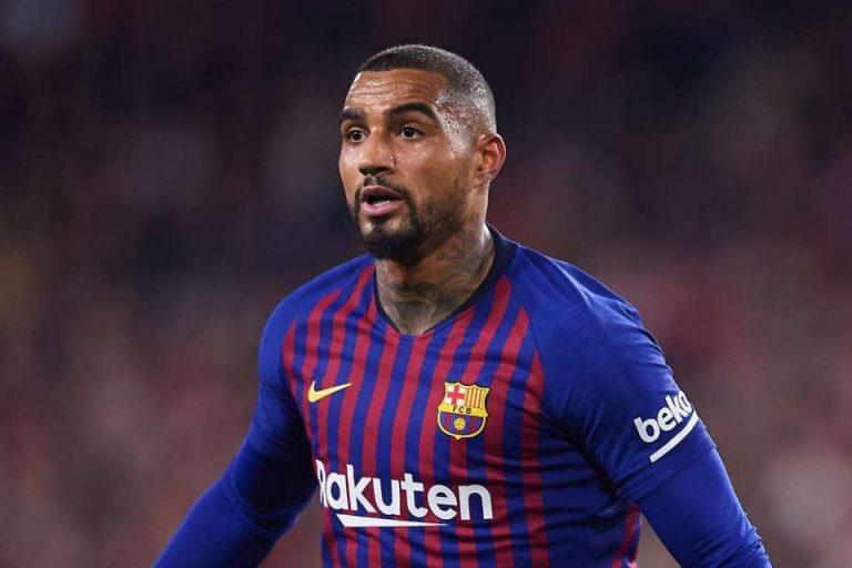 Barcelona Siap Menendang Kapten Timnas Ghana
