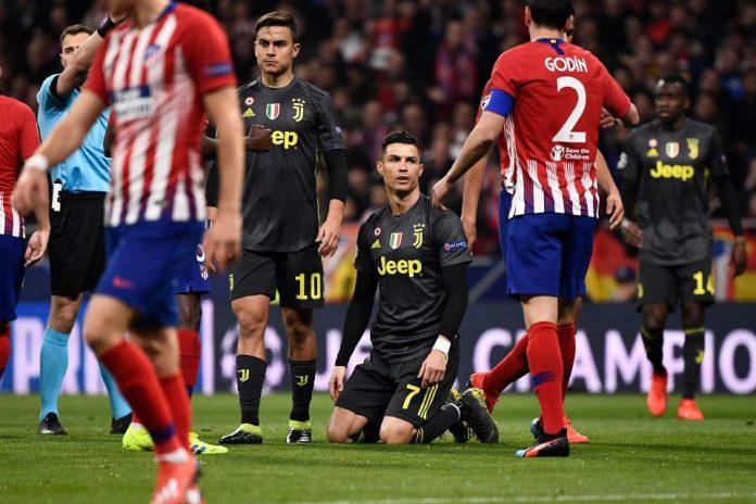 Atletico Permalukan Juve
