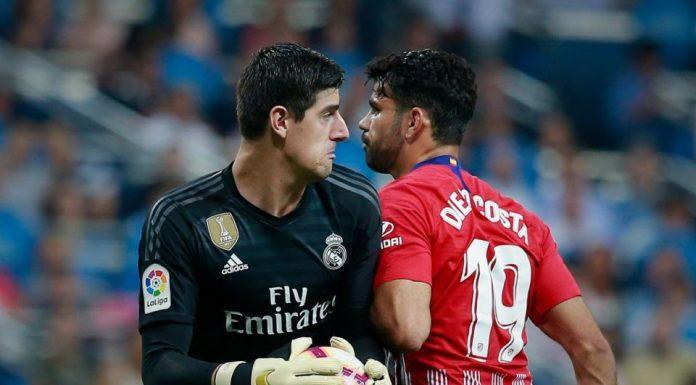 Atletico vs Real Madrid Kedua Tim Siap Berebut Poin