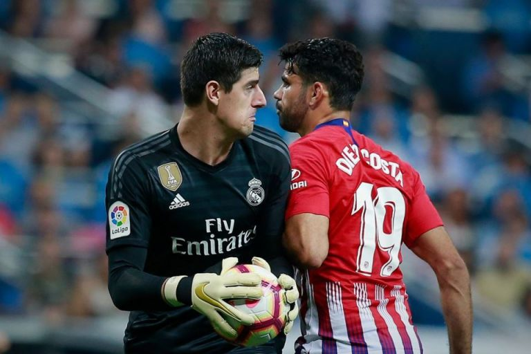 Prediksi Atletico Madrid vs Real Madrid: Sama-Sama Tengah On Fire