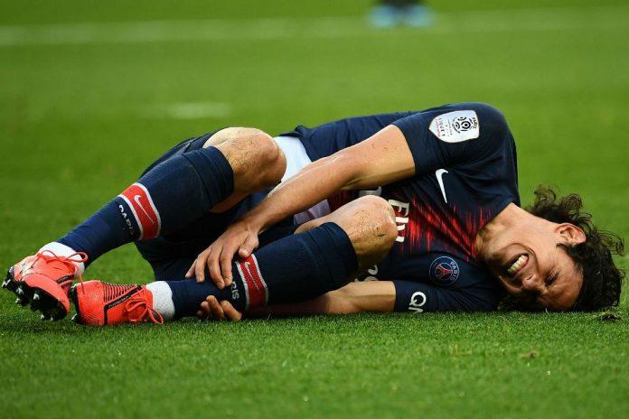 Badai Cedera PSG Berlanjut, Cavani Absen di Laga Kontra MU