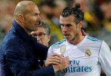 Bale Tegaskan Dirinya Tak Ada Masalah Dengan Zidane