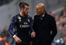 Gareth Bale Ungkap Hubungan Tak Harmonis dengan Zidane