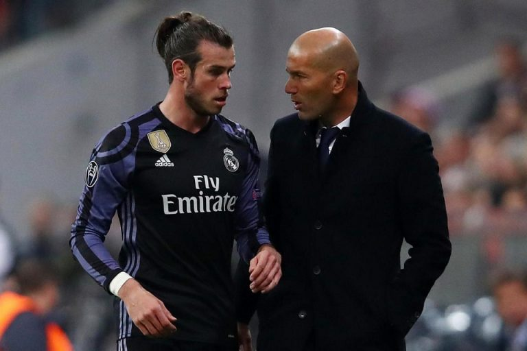 Bale Ungkap Hubungan Tak Harmonis dengan Zidane