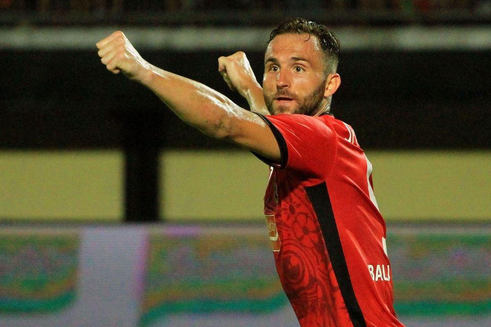 Bali United Melangkah ke 16 Besar Piala Indonesia