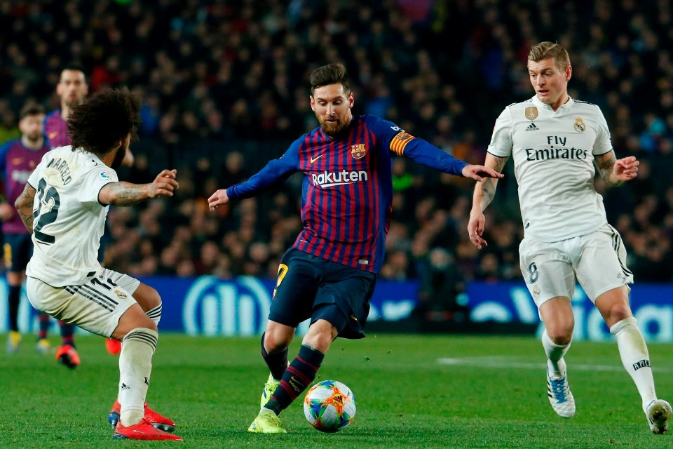 Bandingkan Ronaldo dan Messi, Del Bosque Messi yang Terbaik!