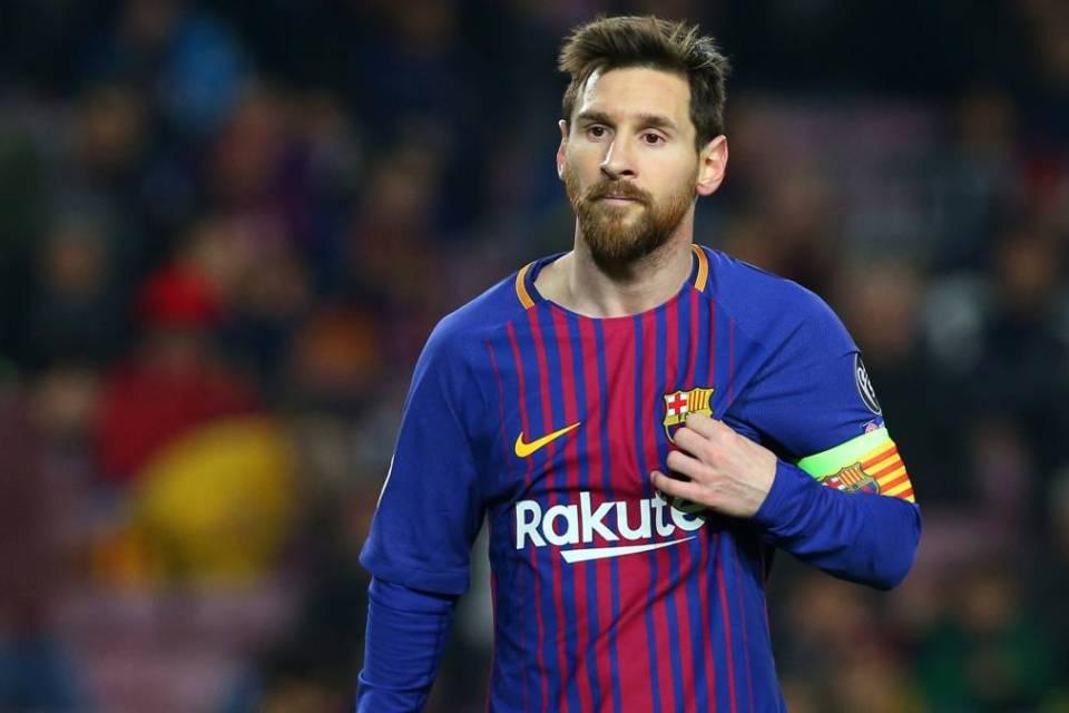 Barca Sudah Siapkan Pengganti Lionel Messi