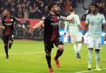 Bundesliga; Leverkusen Taklukkan Munchen 3-1