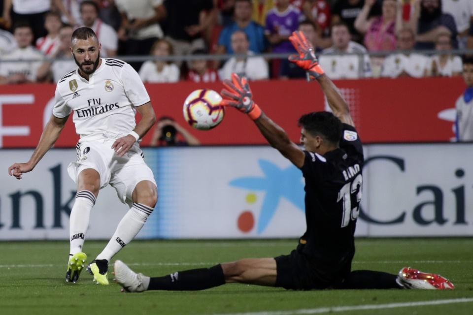 Benzema Masuk Daftar Pemain Tersubur Madrid