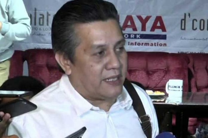 Gusti Randa Membeberkan Alasan Joko Driyono Belum Mundur Dari PSSI