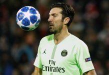 Buffon PSG Punya Kans Curi Poin di Old Trafford