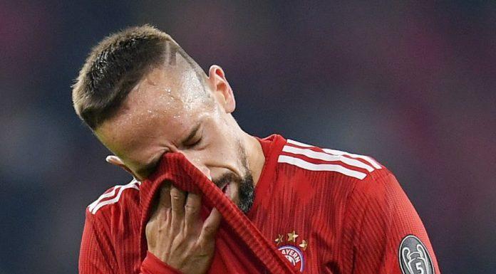 CEO Bayern Akan Coret Ribery Karena Terlalu Tua, Benarkah