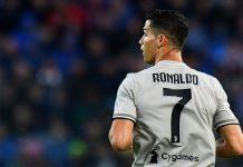 CR7 Tetap Konsisten dalam Rekornya Bersama Juventus