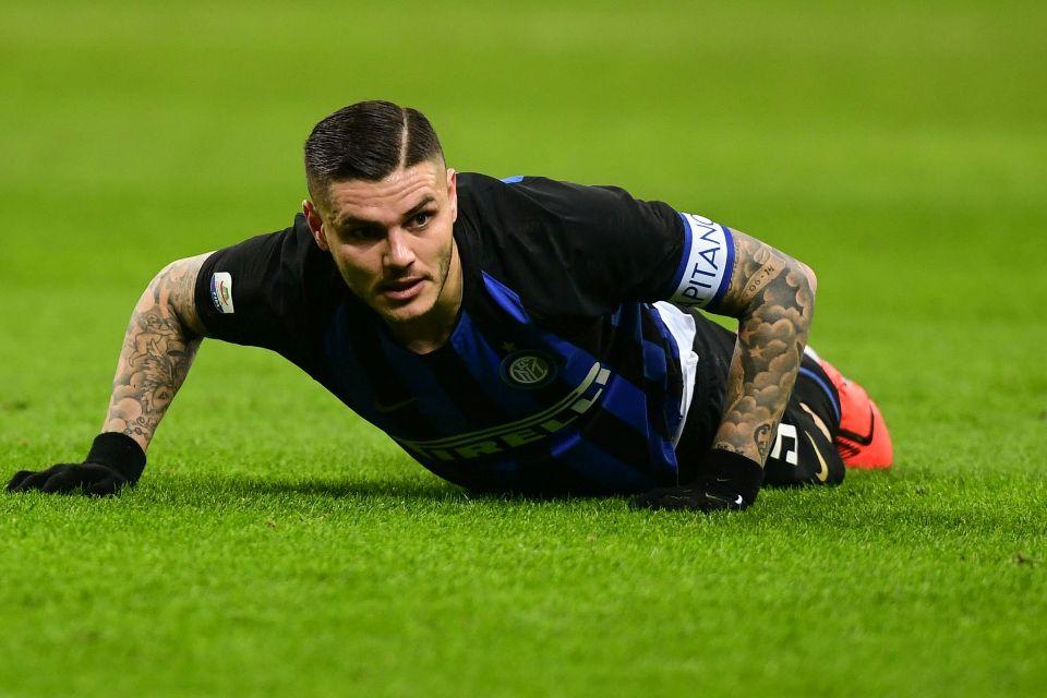 Cedera Icardi Dibantah Oleh Pihak Inter Milan