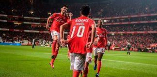 Cetak 10 Gol, Benfica Pecahkan Rekor