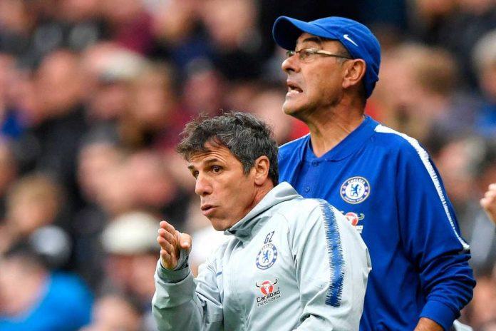 Zola; Chelsea Siapkan Tim Terbaik Untuk Hadapai MU