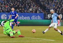 City Bungkam Schalke