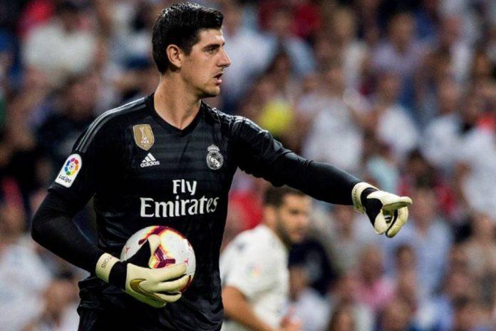 Courtois Sakit Hati Dicibir Fans Madrid