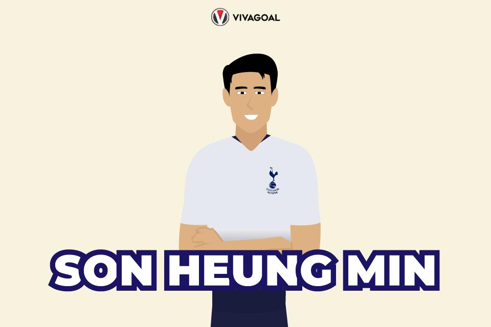 Obrolan Vigo Son Heung Min Senjata Rahasia Tottenham Hotspurs Vivagoal Com