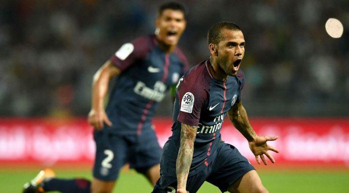 Performa Cemerlang, PSG Siap Perpanjang Kontrak Dani Alves