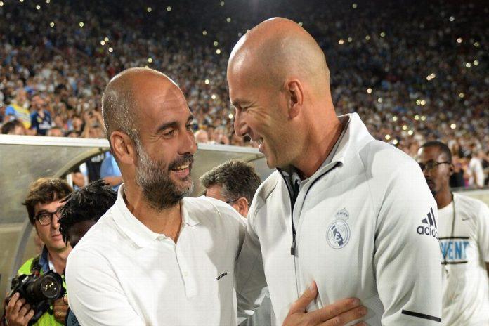 Danilo Ungkap Gaya Melatih Guardiola VS Zidane
