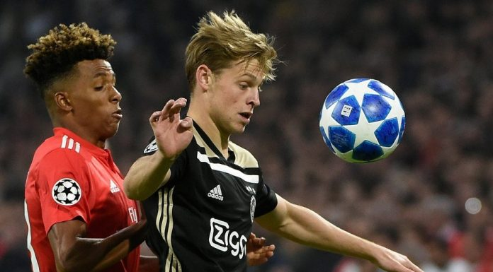 De Jong: Jagoan Juara Eropa Selalu Dari Spanyol