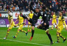 Bundesliga; Diimbangi Frankfurt 1-1, Dortmund Tetap Kokoh di Puncak