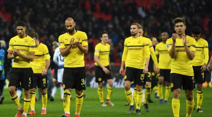 Dikalahkan Tottenham, Jadon Sancho Kehabisan Kata-kata