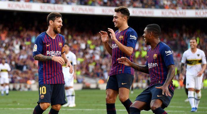 Dikejar Rival Abadinya, Barcelona Mulai Waspada!