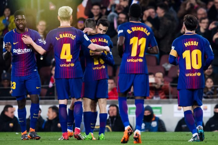Dembele dan Messi Terancam Absen dalam El Clasico