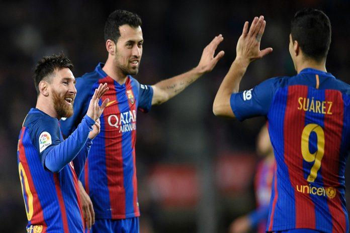 Duo Bintang Barcelona Ini Ukir Sejarah Baru