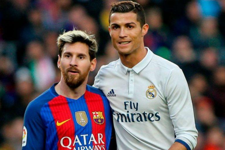 Bek Juventus Komentari Rivalitas Antara Ronaldo dan Messi