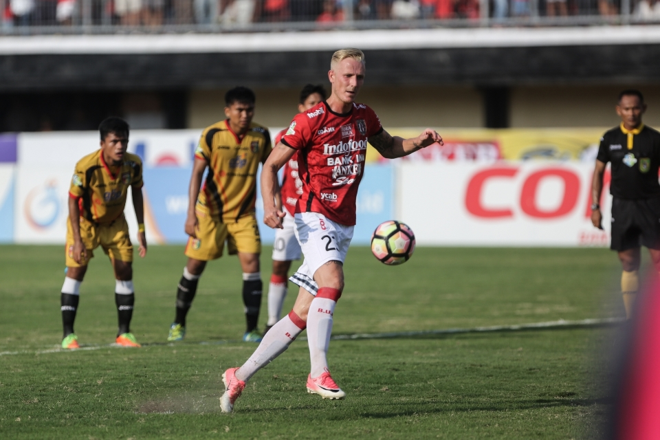 Eks Punggawa Bali United Ini Gantung Sepatu