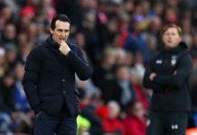 Emery Akui Lini Pertahanan Arsenal Masih Tampil di Bawah Standar