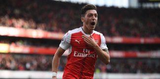 Emery Minta Ozil Untuk Jaga Konsistensi Penampilannya