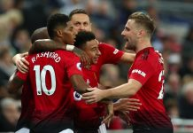 Fulham Kalah, Setan Merah Masuk Zona Liga Champions