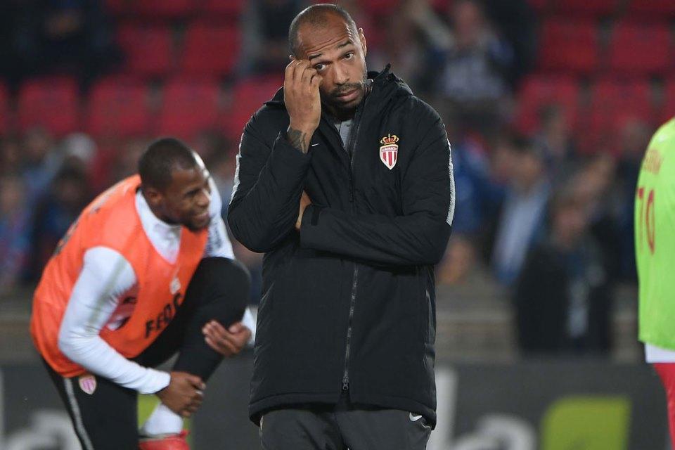Gagal Bersama Monaco, Wenger Bilang Ini pada Henry