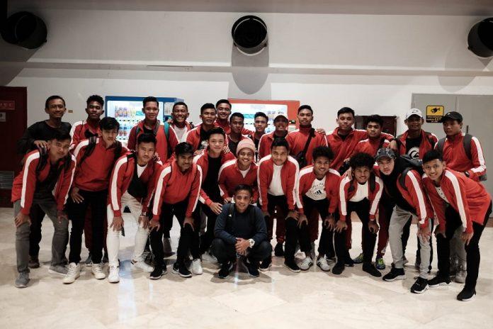 Garuda Select Siap Menjajal Tim Akademi Macclesfield