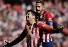 Gol Perdana Morata Antarkan Kemenangan Untuk Atletico