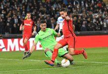 Gol Tunggal Ben Yedder Antarkan Sevilla Menang
