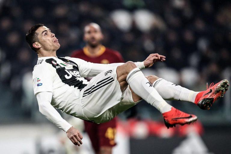 Hadiah Ulang Tahun Ke-34 Ronaldo di Juventus