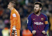 Hal Ini Buat Dembele Kagumi Messi