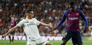 Hancurkan Madrid di Bernabeu, Barcelona ke Final